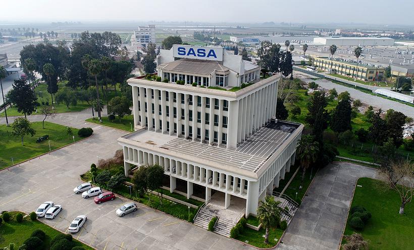 Здание штаб-квартиры SASA Polyester в Адане, Турция