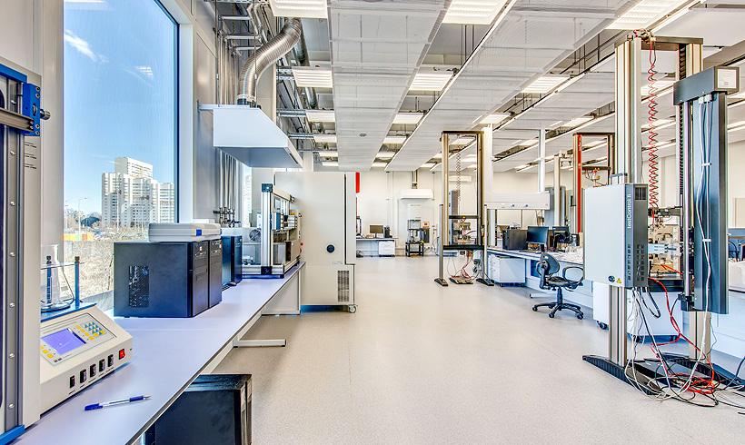 Технологический центр по разработке и применению полиолефинов СИБУР ПолиЛаб