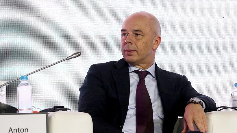 Антон Германович Силуанов, Министр финансов Российской Федерации,