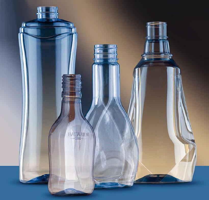 Выдувное оборудование SIPA для спиртных напитков
