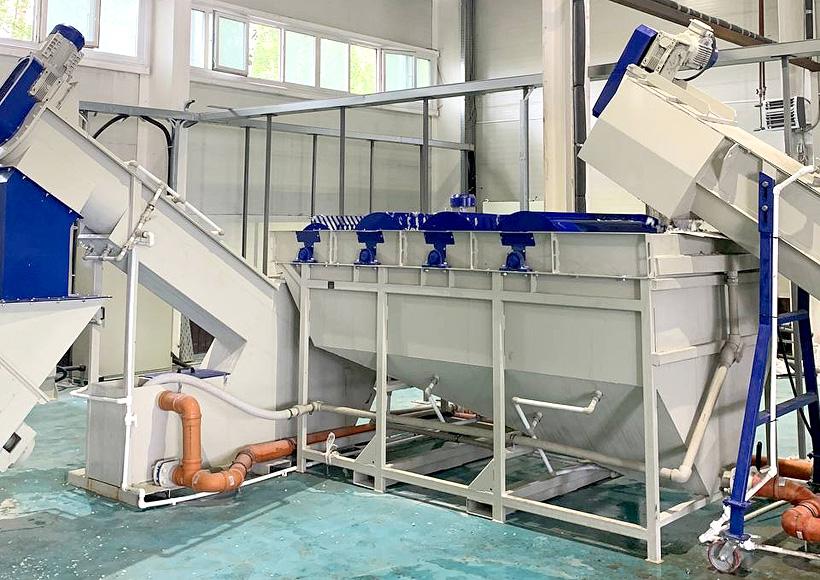Ванна флотации модели ВФ-300 производства «СтанкоПЭТ»