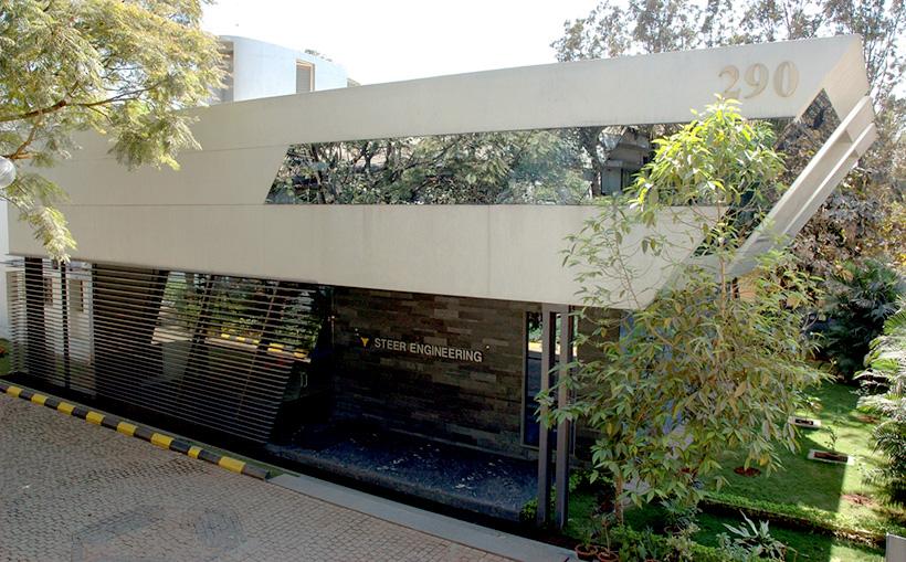 Штаб-квартира STEER Engineering PVT в Индии