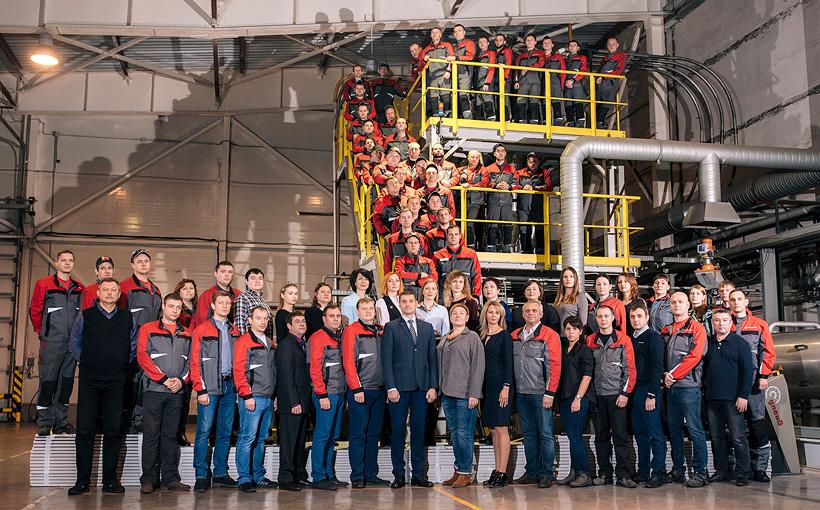 Коллектив рязанского завода «Техноплекс» в 2020 году выпустил миллион кубометров теплоизоляции из экструдированного полистирола