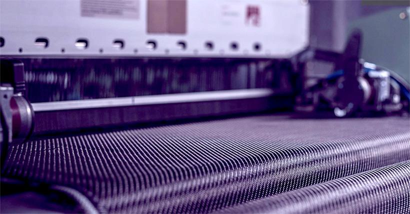 Производство углеродного волокна для авиастроения на заводе UMATEX