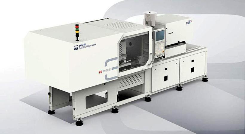 Термопластавтомат ZHAFIR серий Venus модель VE1500III соответствуют высоким отраслевым стандартам и строгим нормативам для производства медицинских изделий