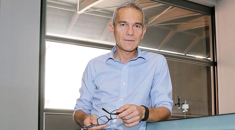 Глава подразделения SACMI RigidPackagingTechnologies Везио Бернарди (Vezio Bernardi)