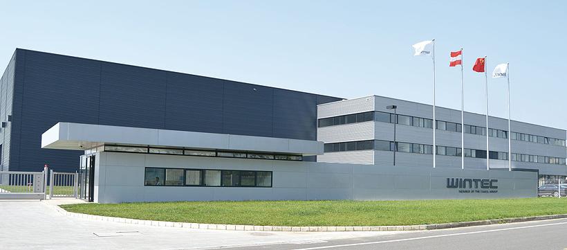 Завод по выпуску термопластавтоматов WINTEC в Чанчжоу, Китай