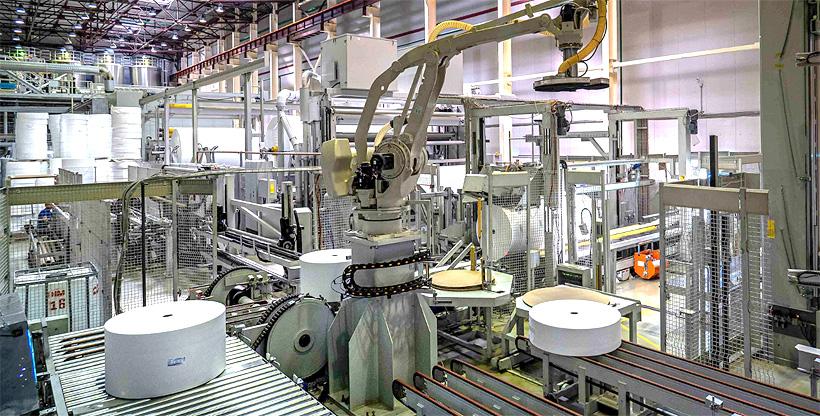 Производство нетканых материалов спанбонд и мелтблаун (спанмелт) на предприятии