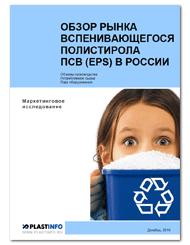 Обзор рынка вспенивающегося полистирола ПСВ (EPS) в России