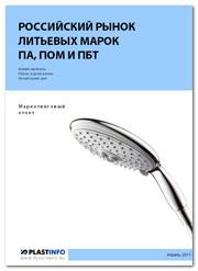 Рынок литьевых марок ПА, ПОМ, ПБТ в России