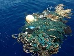 мусорные пятна в океане фото со спутника