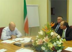Встреча министра РТ с представителями Clariant