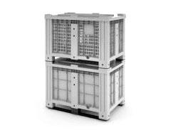 Пластиковые крупногабаритные контейнеры