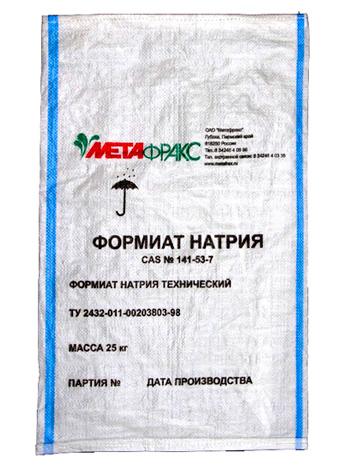 Мешок полипропиленовый открытый
