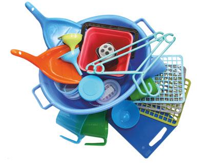 Товары народного потребления из пластмасс ДПО Пластик
