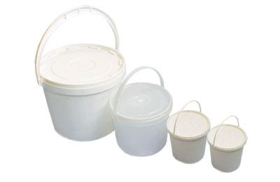 Пластиковая тара с герметичной крышкой ДПО Пластик