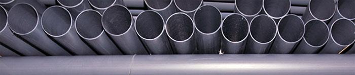 Трубы и фитинги из (PPR) полипропилена, (PE) полиэтилена и ПВХ для отопления, водоснабжения и канализации