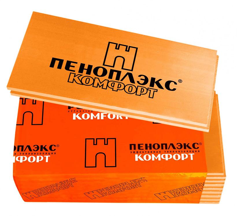 Теплоизоляция ПЕНОПЛЭКС® из экструзионного пенополистирола