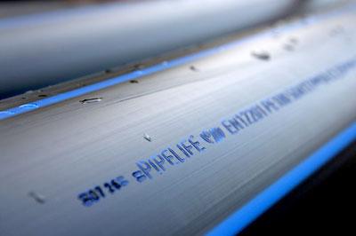 Pipelife Напорная система труб и фитингов из ПЭ