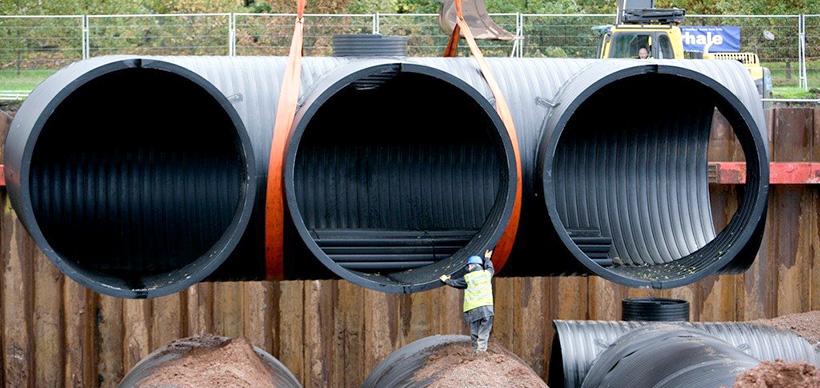 Uponor - производство труб для водоснабжения и внутреннего микроклимата помещений