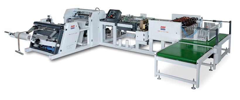 Алеко: Оборудование для производства ПП-мешков, биг-бэгов (Тайвань)