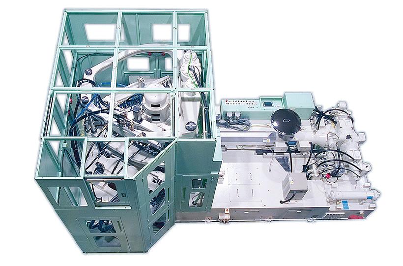 AOKI Technical Laboratory - мировой пионером в инжекционно-выдувном оборудовании
