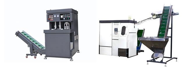 Полуавтоматическая установка в моноблочном исполнении и автоматическая установка для выдува ПЭТ