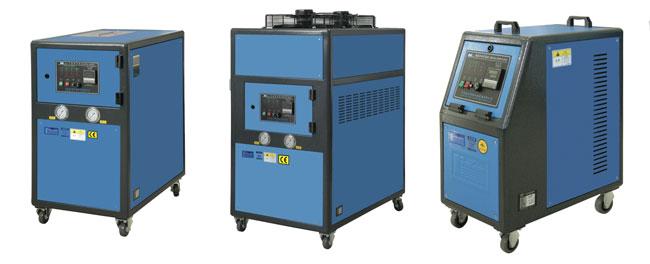 Холодильники с водяным и воздушным охлаждением; термостаты водяные и масляные