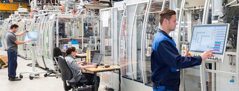 Моностадийные инжекционно-выдувные машины BBM Maschinenbau