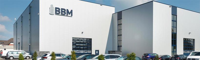 Завод BBM Maschinenbau