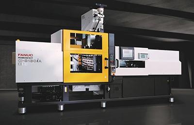 Движения станка ROBOSHOT полностью контролируется специально разработанными сервоприводами производства FANUC с системой ЧПУ