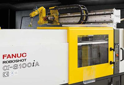 Пакет FANUC для быстрого и простого запуска (QSSP) позволяет установить роботов всего за несколько шагов