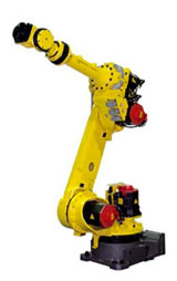 FANUC промышленные роботы