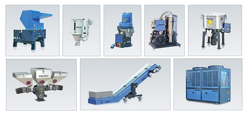 Периферийное оборудование завода SMANL