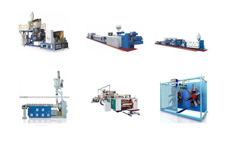Экструзионные линии и оборудование Liansu Machinery