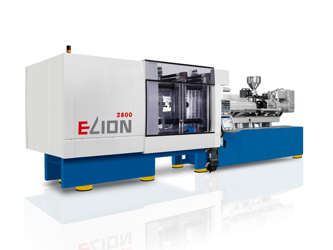 Netstal injection moulding machines