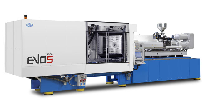 Netstal injection molding machines EVOS