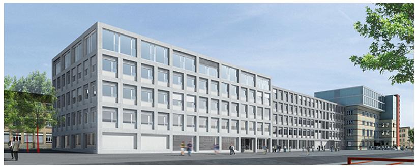 Штаб-квартира Promix Solutions AG расположена в Винтертуре, Швейцария