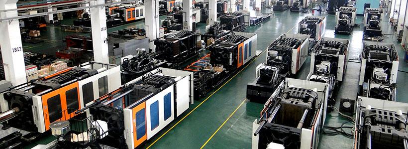 Завод по выпуску термопластавтоматов Chen Hsong Group