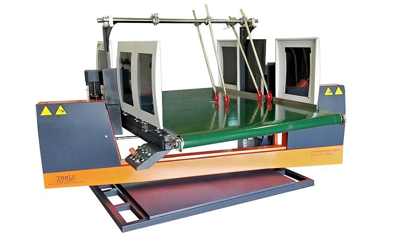 Tools Factory Горизонтальная ленточная пила PT 1500