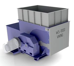 Шредеры ВИКИНГ модели WN - новая разработка компании Тригла