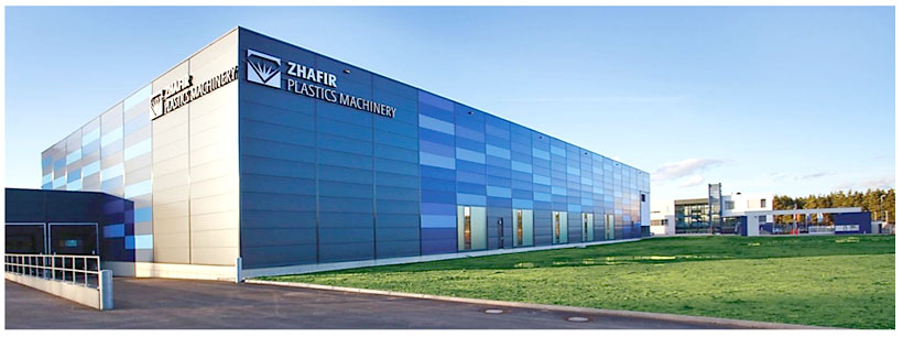 ZHAFIR Plastic : электрические термопластавтоматы