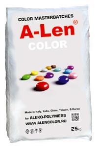 Цветные суперконцентраты и функциональные добавки Алеко