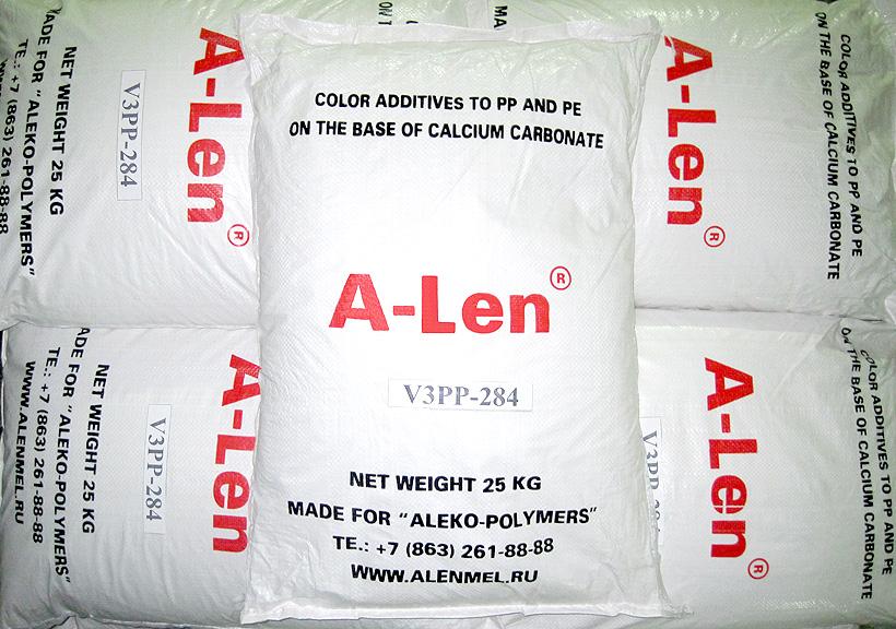 Добавки A-Len – Добавки к полимерам