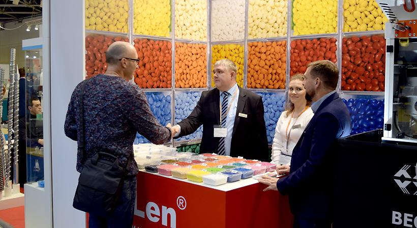 Группа компаний «Алеко» на выставке interplastica 2019 (добавки к полимерам)
