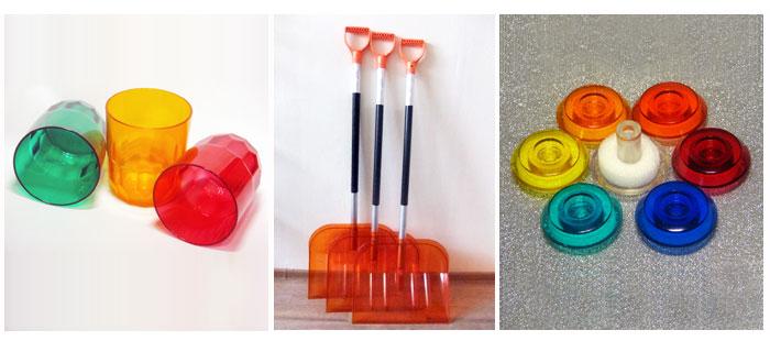 Концентраты добавок и красителей для полимерных материалов