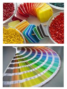 Суперконцентраты красителей для полимеров ГАММА-ПЛАСТ