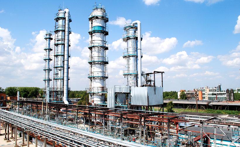 Пластик Узловая  — лидер химической индустрии по производству АБС — пластиков и суспензионных полистиролов