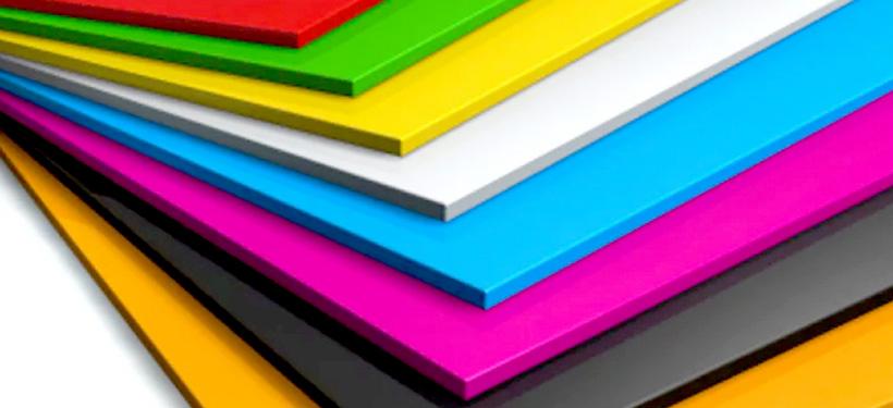 Полимерные листы Дилур для изготовления вакуумным формованием Пластик Узловая