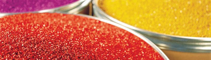 Суперконцентраты красителей и модифицирующие добавки